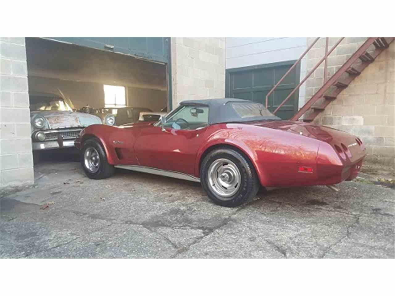 Large Picture of '74 Corvette - KUCM