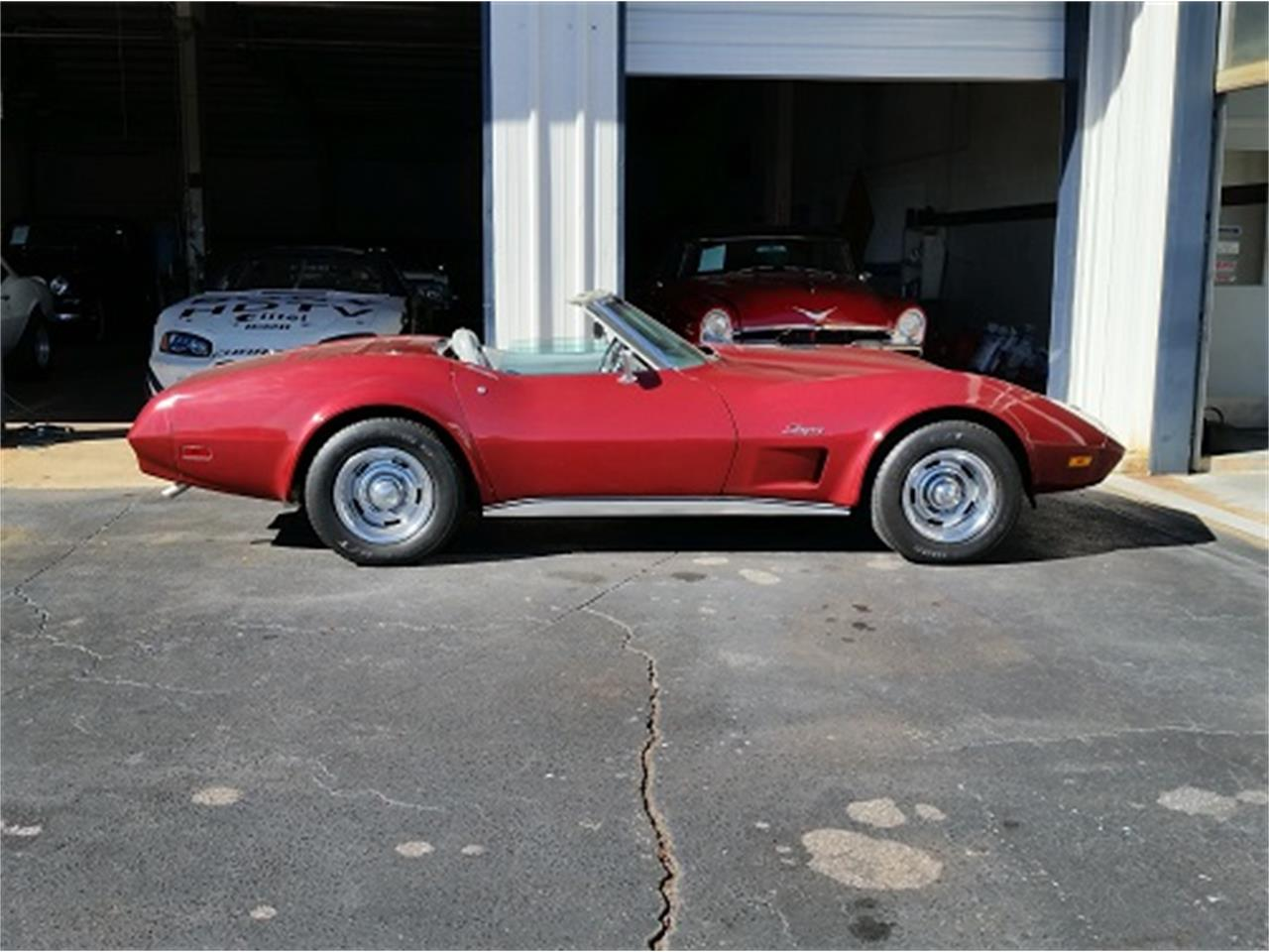 Large Picture of '74 Corvette - $15,990.00 Offered by Dream Cars of the Carolinas - KUCM