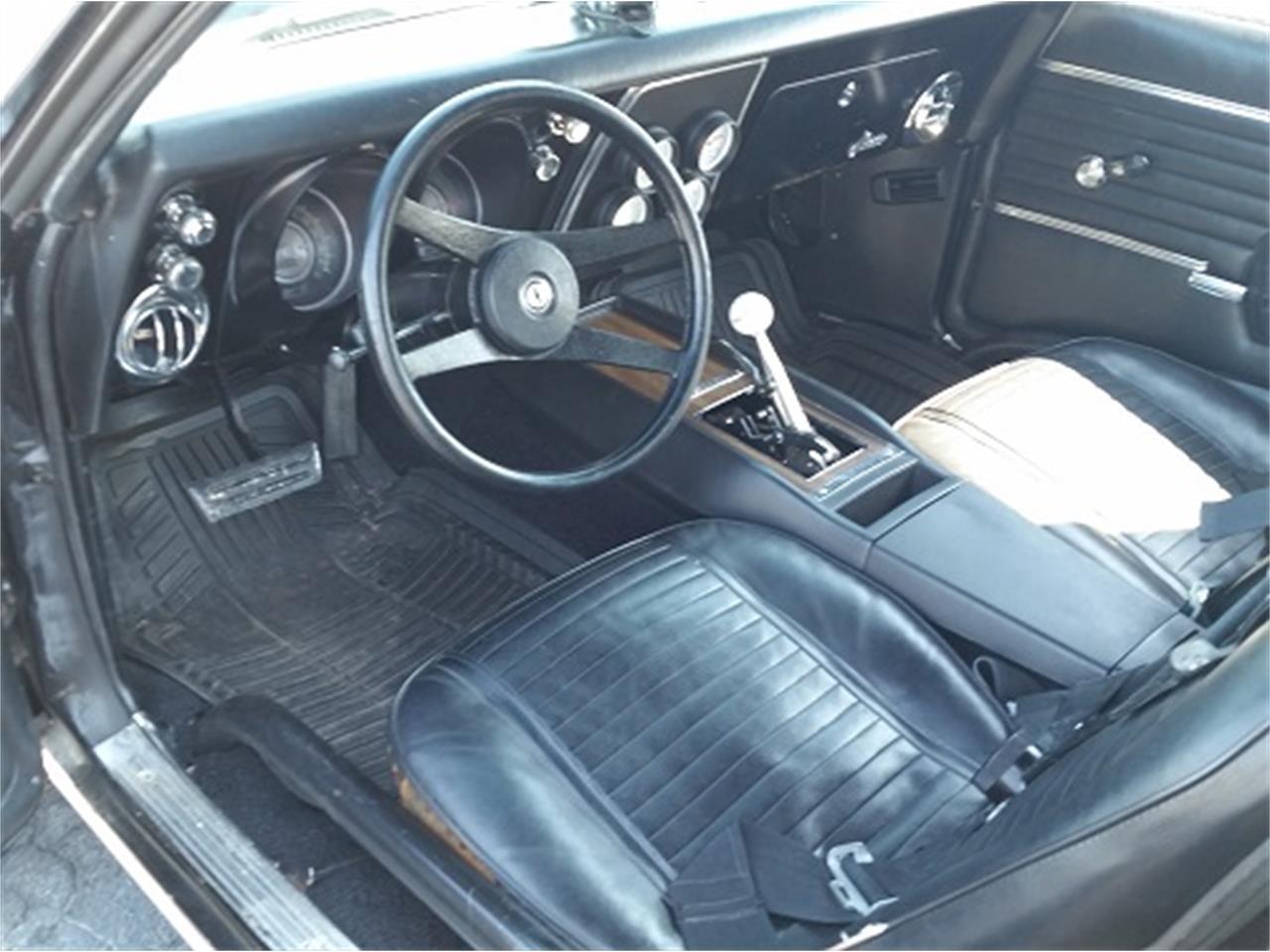 Large Picture of '68 Camaro - KUCR