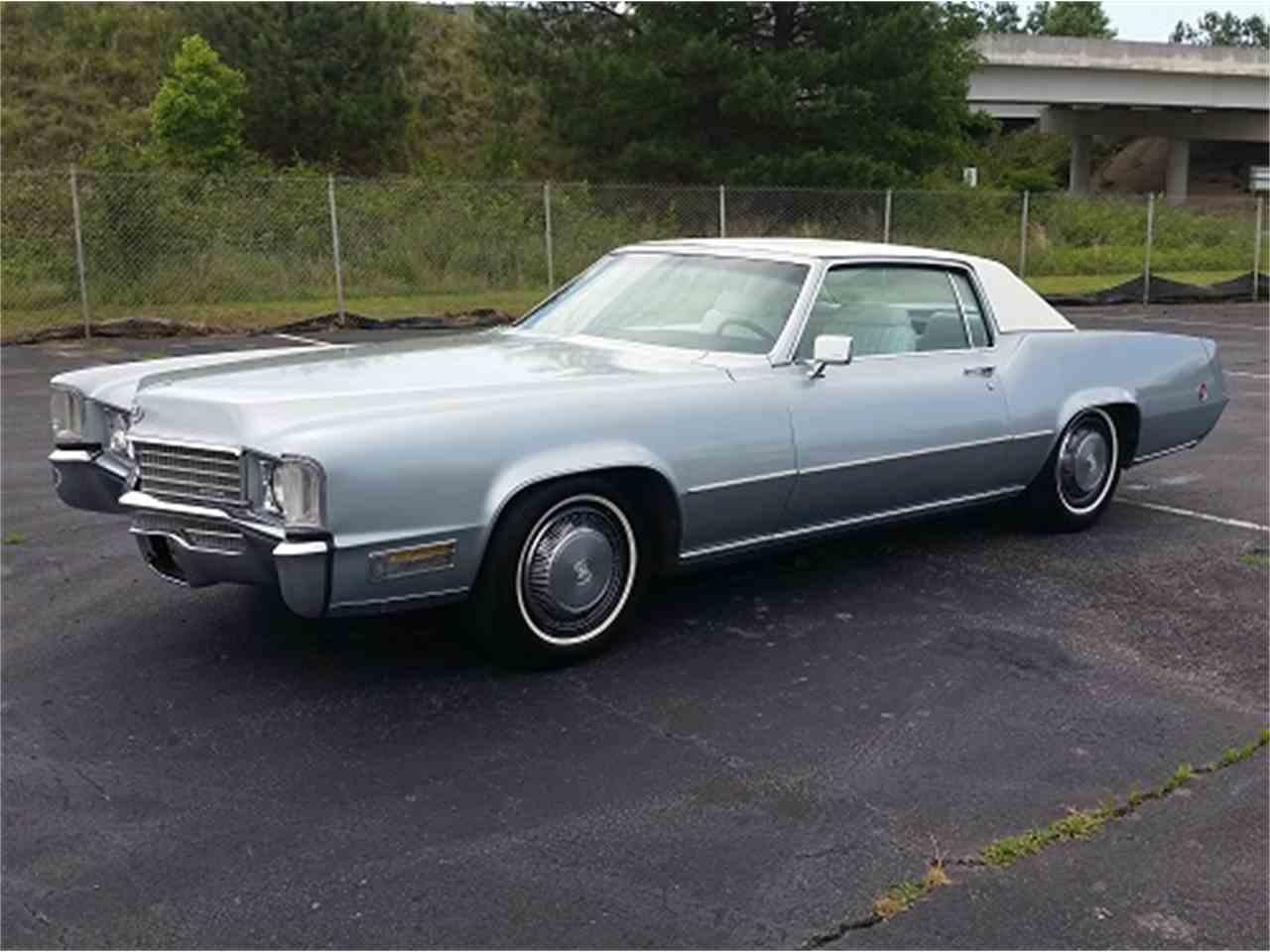 1970 Cadillac Eldorado for Sale | ClicCars.com | CC-972461