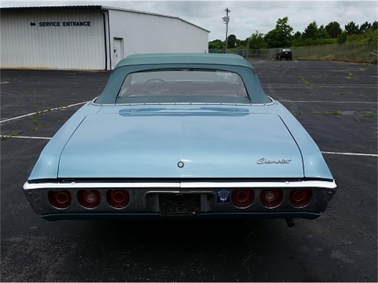 Large Picture of Classic 1968 Impala located in South Carolina - $22,900.00 Offered by Dream Cars of the Carolinas - KUCU