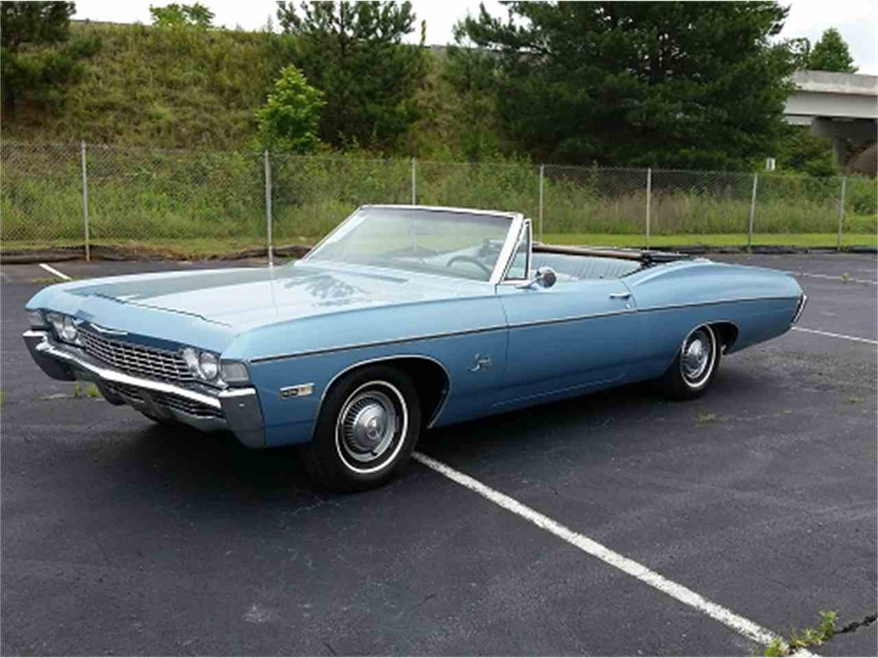 Large Picture of '68 Impala - KUCU