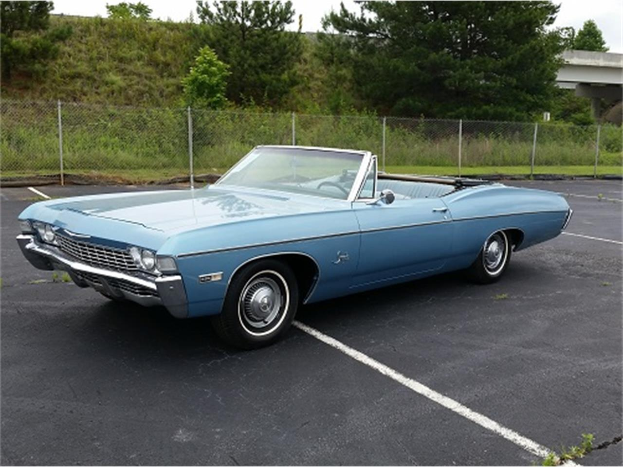 Large Picture of Classic '68 Chevrolet Impala located in Simpsonsville South Carolina - $22,900.00 Offered by Dream Cars of the Carolinas - KUCU