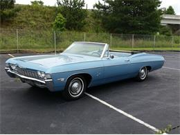 Picture of Classic '68 Chevrolet Impala Offered by Dream Cars of the Carolinas - KUCU