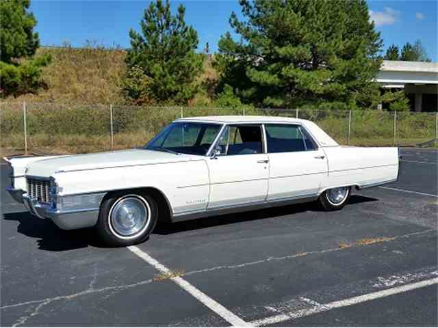 Picture of '65 Cadillac Fleetwood Brougham - KUCW