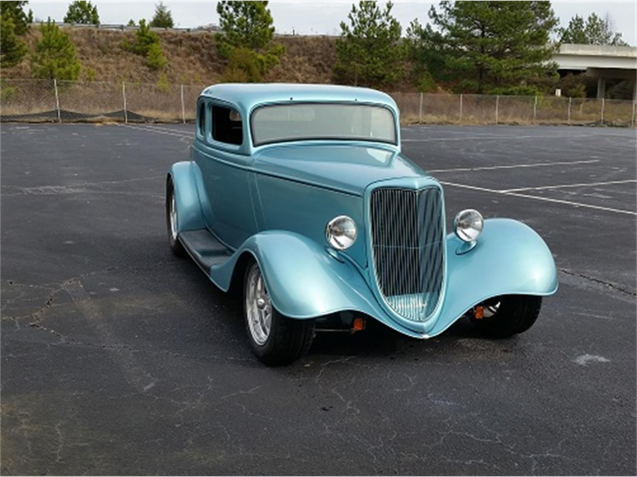 Large Picture of 1934 Ford Coupe - KUCX