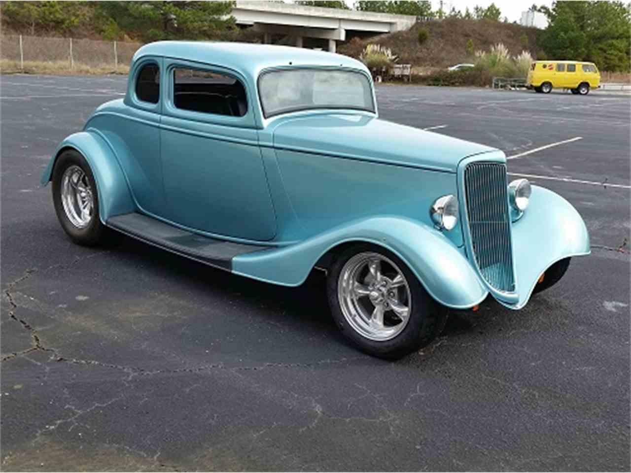 Large Picture of '34 Coupe - KUCX