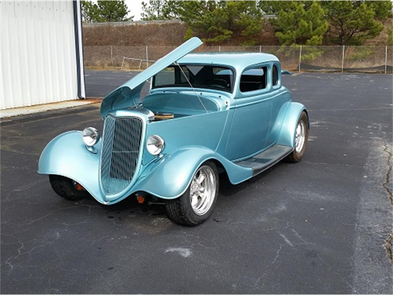 Large Picture of '34 Ford Coupe - $37,500.00 Offered by Dream Cars of the Carolinas - KUCX