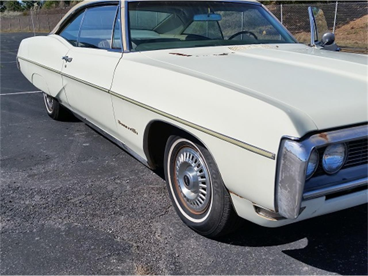 Large Picture of Classic 1968 Pontiac Bonneville located in Simpsonsville South Carolina - $6,990.00 Offered by Dream Cars of the Carolinas - KUD2