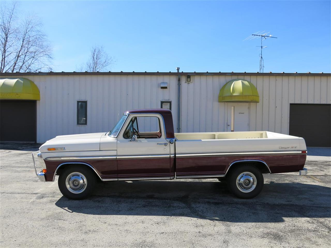 1970 Ford F100 For Sale Cc 972494 Ranger Xlt Large Picture Of 70 Kudq