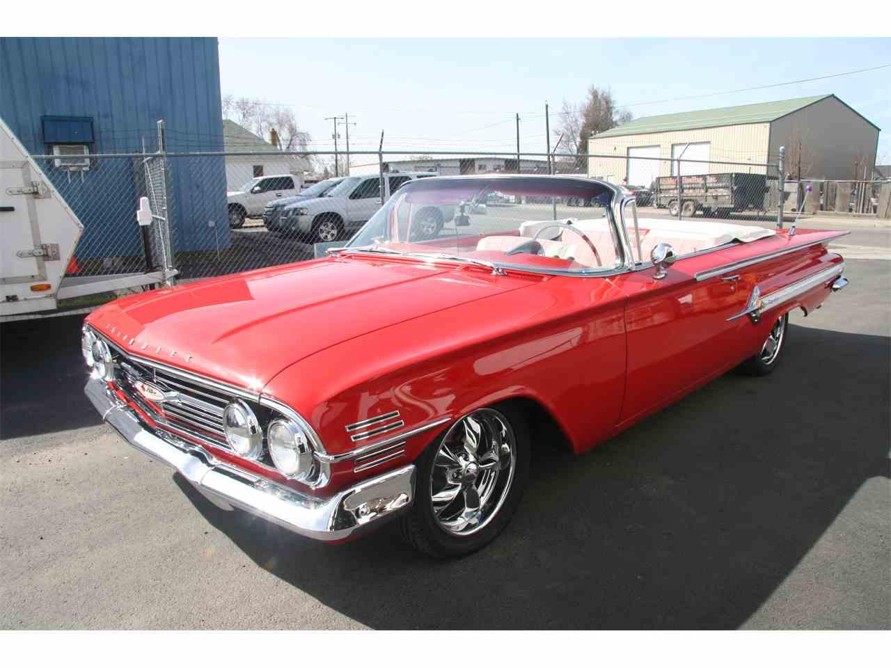 1960 Chevrolet Impala for Sale | ClassicCars.com | CC-972504