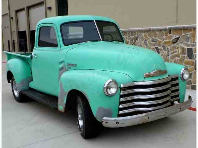 1950 Chevrolet 3100 for Sale on ClicCars.com