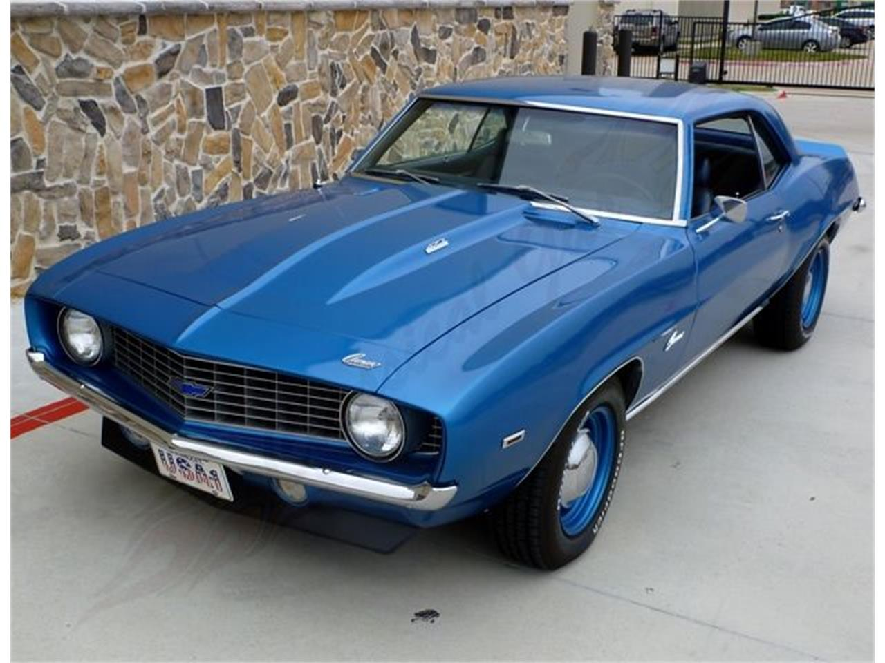 Large Picture of Classic 1969 Chevrolet Camaro - $62,000.00 - KUGL