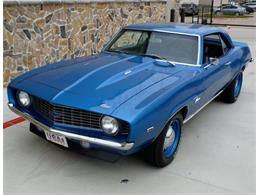 Picture of Classic '69 Camaro located in Arlington Texas - $62,000.00 - KUGL