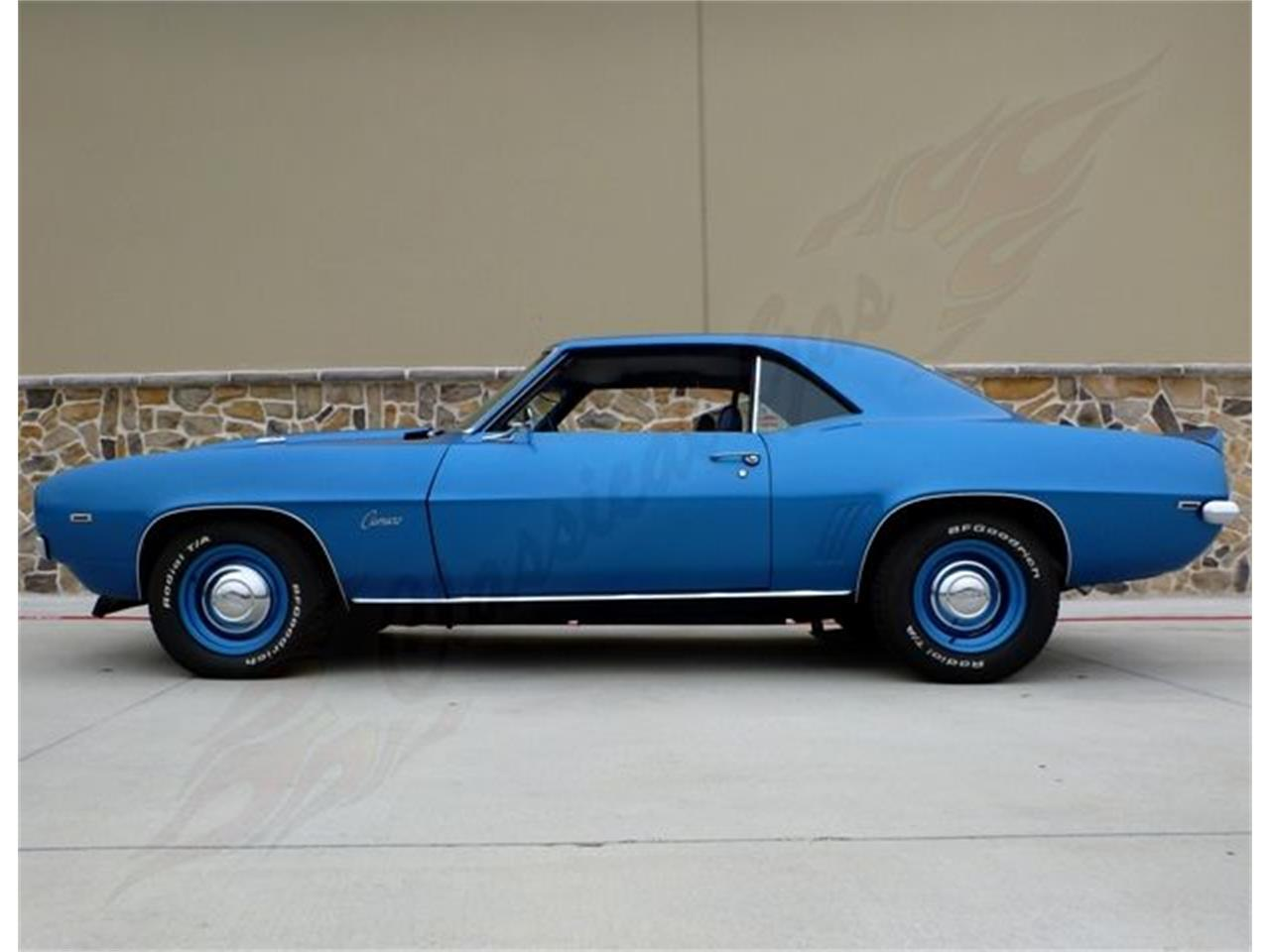 Large Picture of Classic 1969 Camaro - $62,000.00 Offered by Classical Gas Enterprises - KUGL
