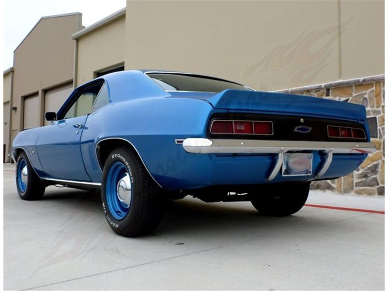 Large Picture of Classic 1969 Camaro located in Texas - $62,000.00 Offered by Classical Gas Enterprises - KUGL