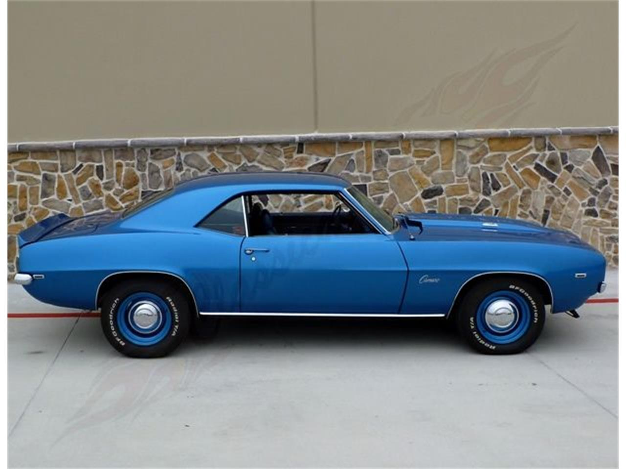 Large Picture of Classic 1969 Chevrolet Camaro Offered by Classical Gas Enterprises - KUGL