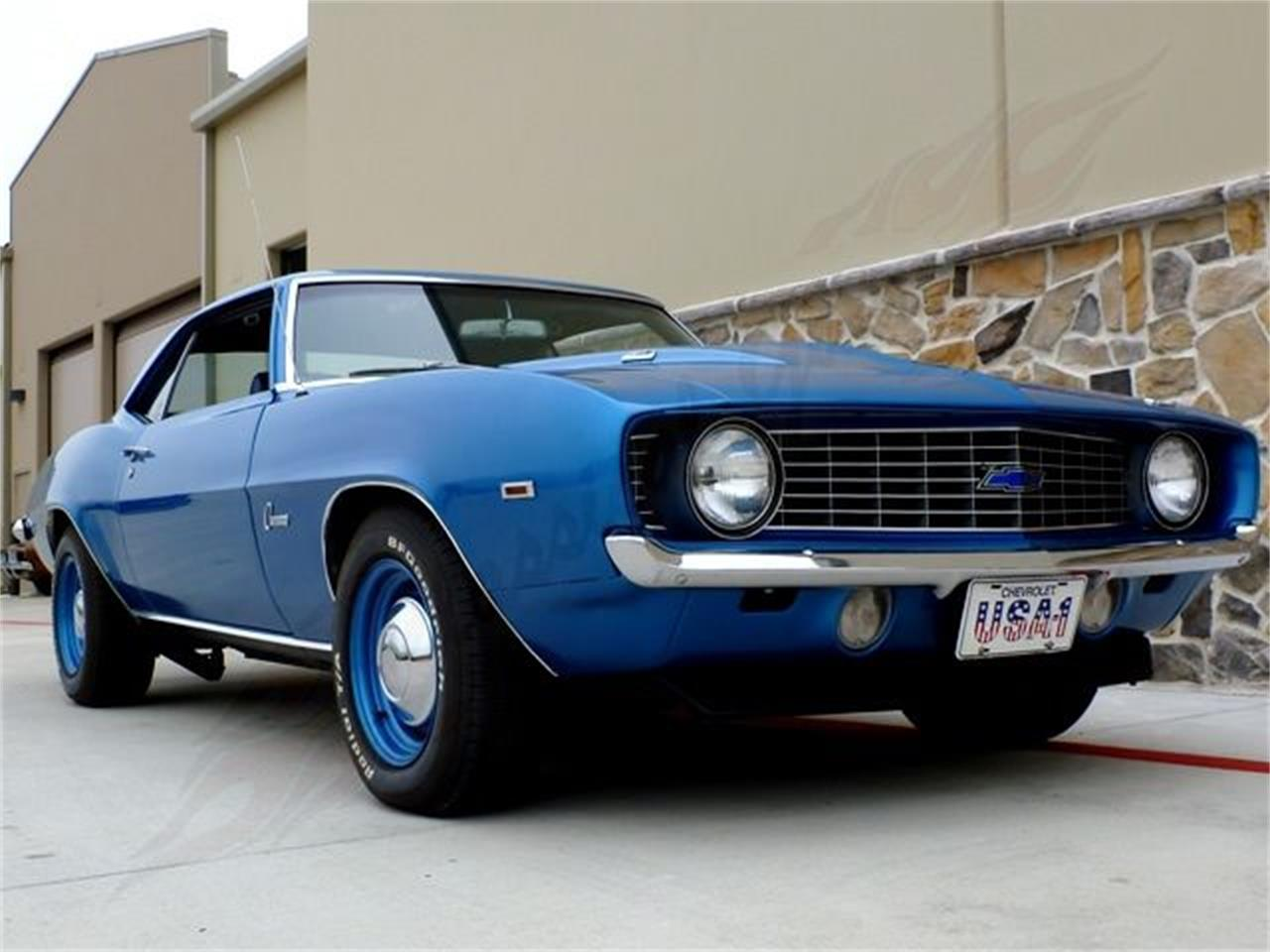 Large Picture of Classic '69 Camaro located in Texas - $62,000.00 - KUGL