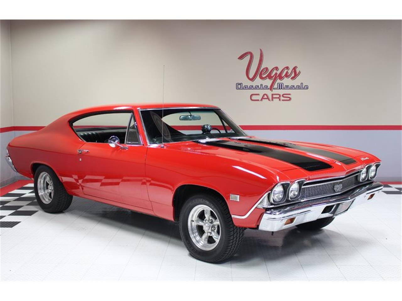 1968 Chevrolet Chevelle Ss For Sale Cc 972612 Large Picture Of Located In San Ramon California 3299500 Offered By