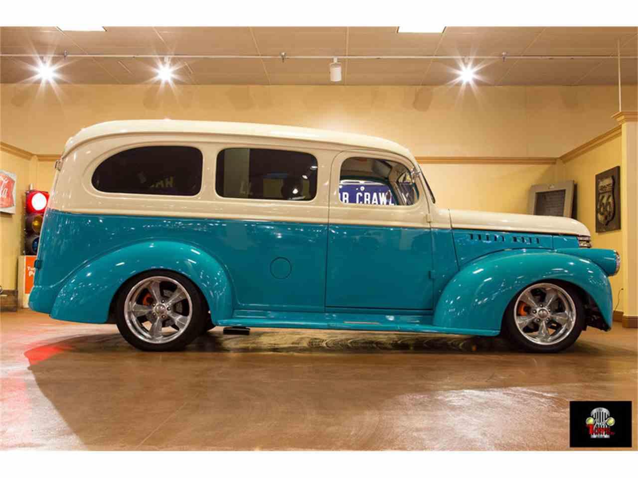 1946 Chevrolet Suburban for Sale   ClassicCars.com   CC-972637