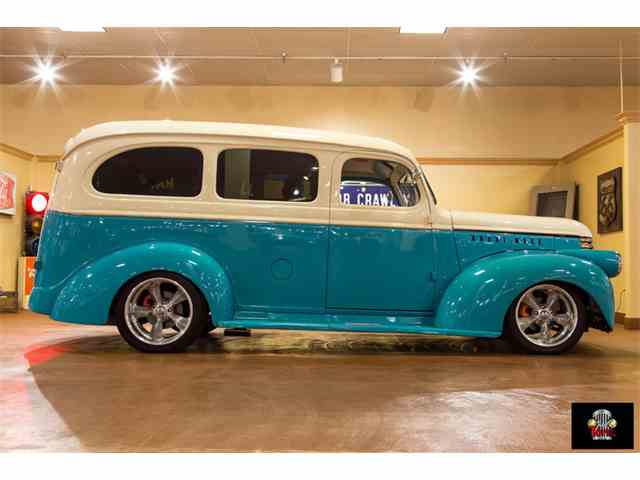 Picture of '46 Suburban - KUHP