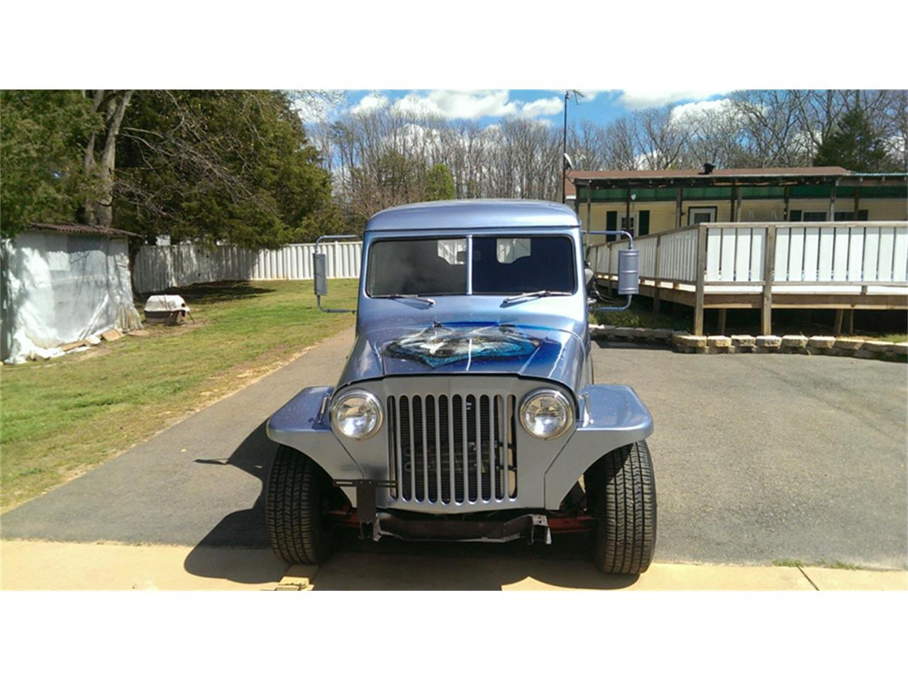 Large Picture of '51 Willys - KUM4