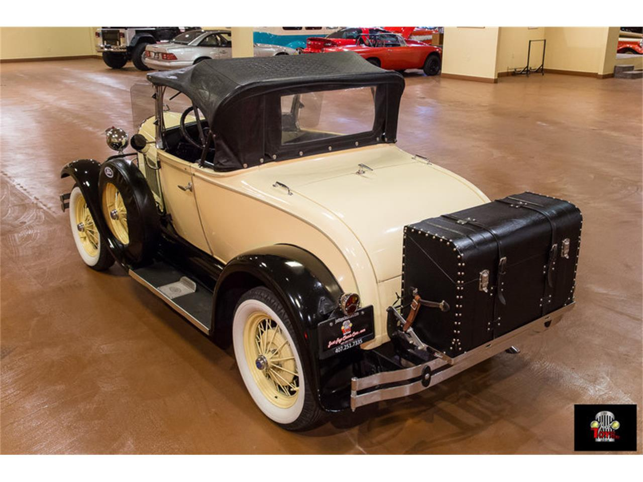Large Picture of '29 Model A - KUNJ