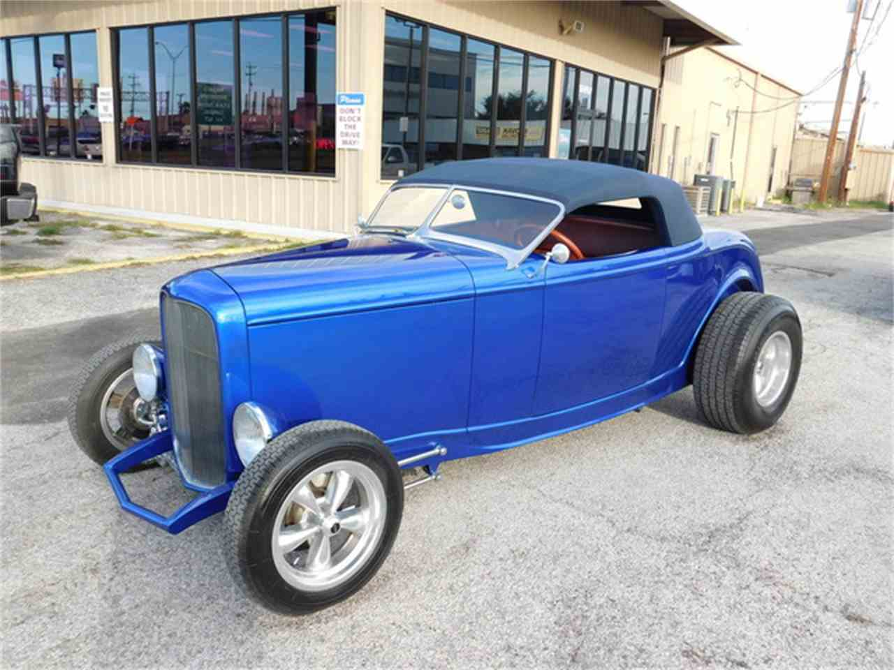 1932 ford roadster for sale cc 972987. Black Bedroom Furniture Sets. Home Design Ideas
