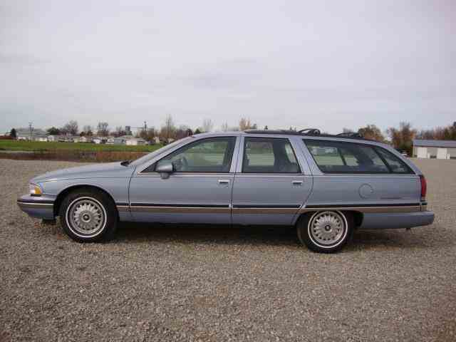 Picture of 1994 Buick Roadmaster - KURG