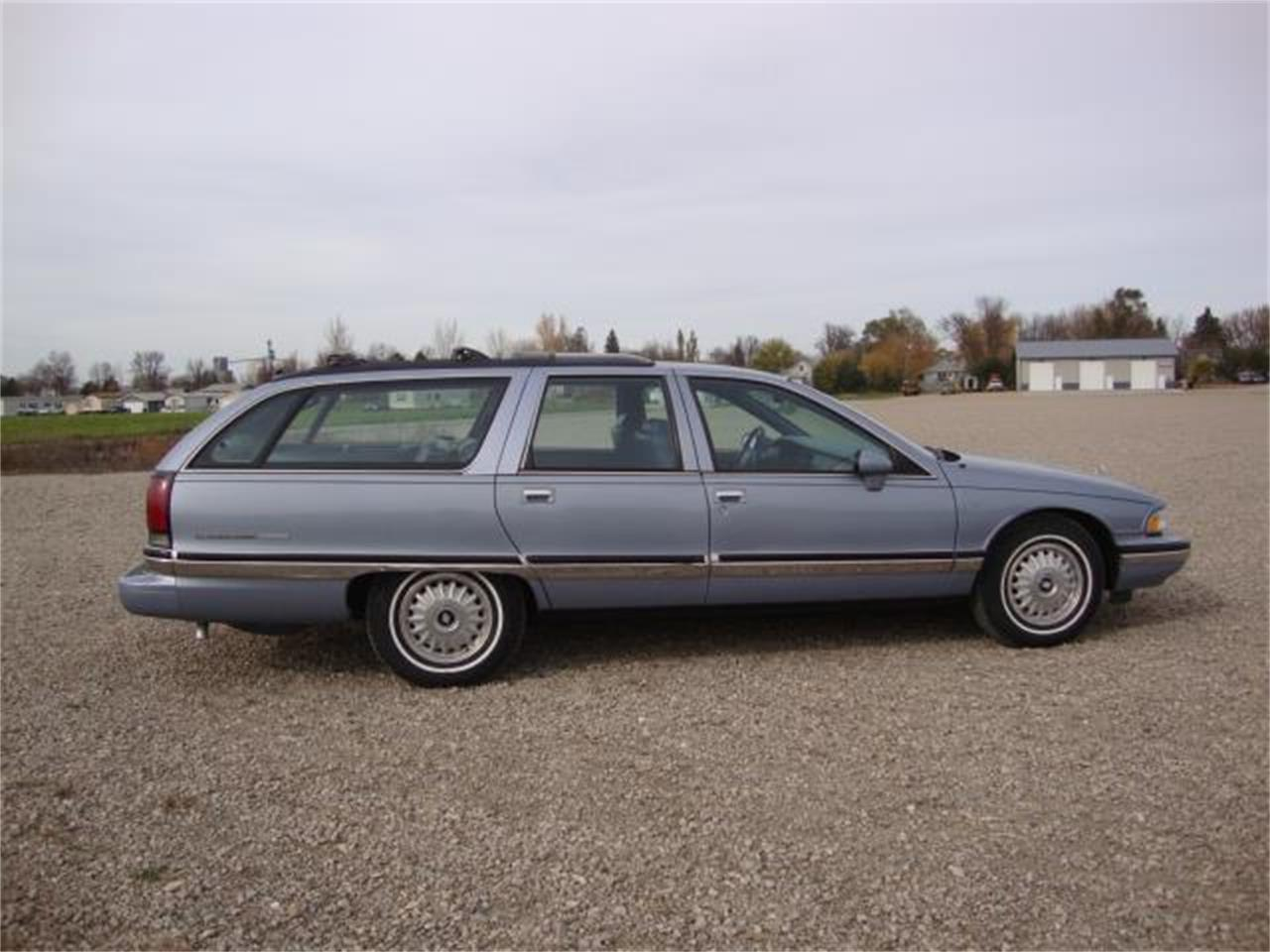 Large Picture of '94 Roadmaster - KURG