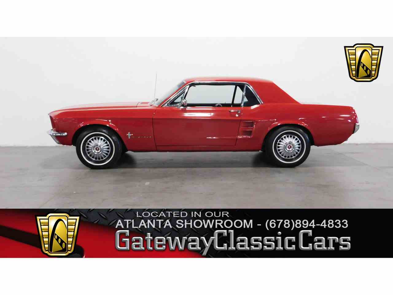 1967 Ford Mustang for Sale | ClassicCars.com | CC-973052