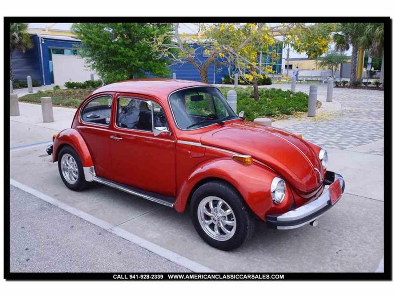 1974 Volkswagen Super Beetle for Sale | ClicCars.com | CC-973161