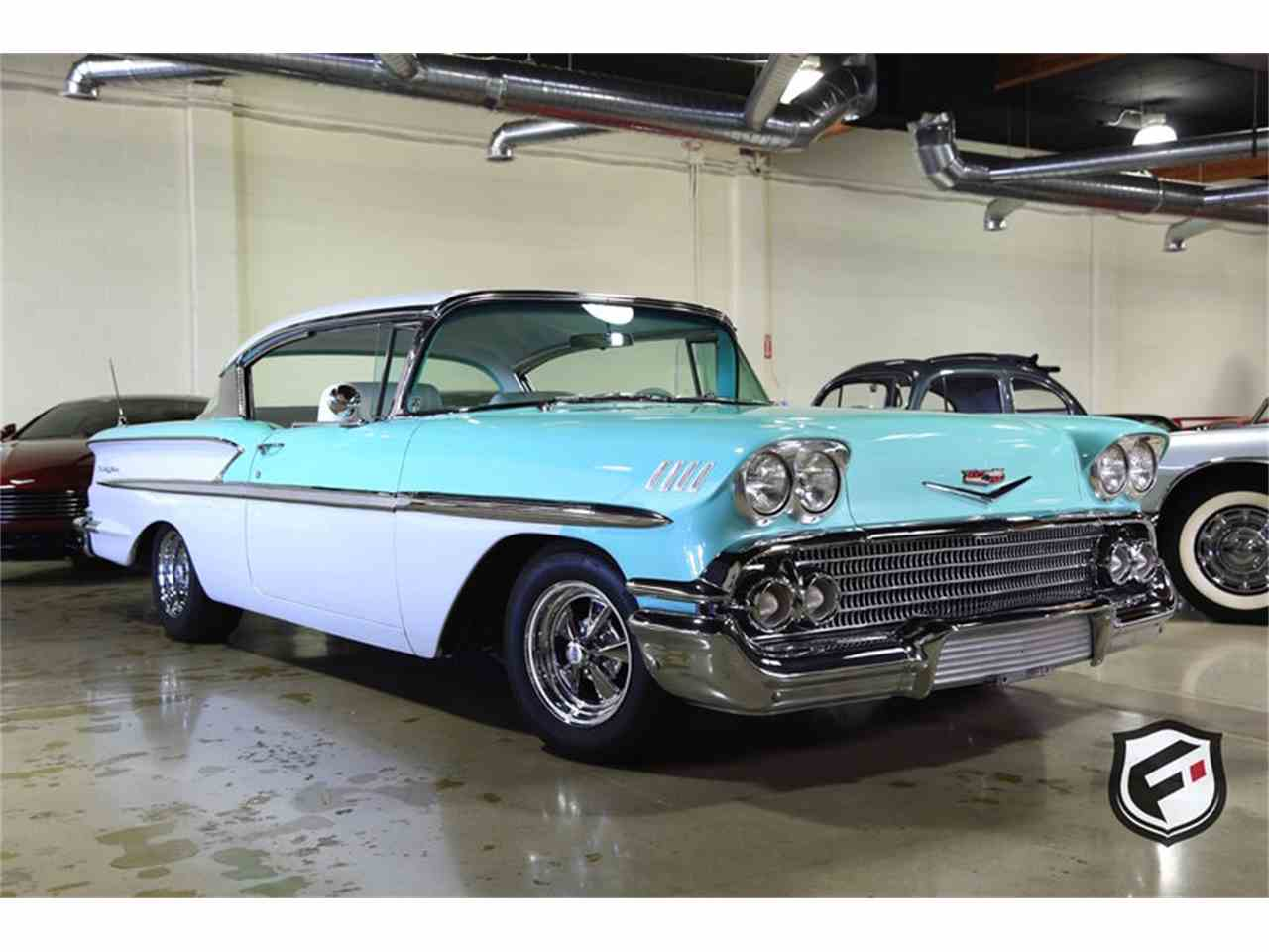 1958 Chevrolet Bel Air for Sale | ClicCars.com | CC-970317