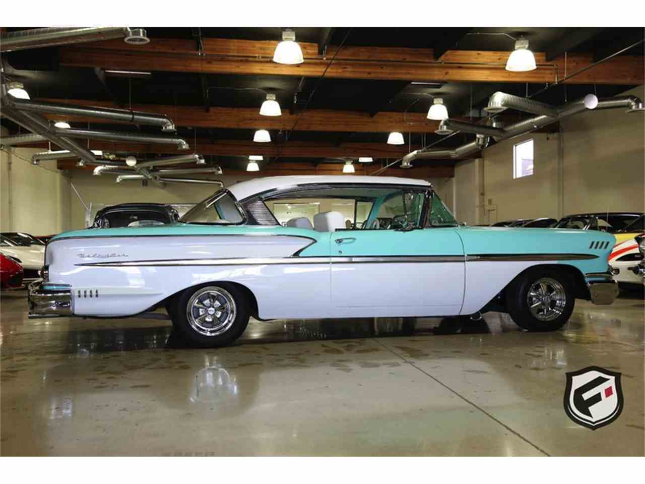 1958 Chevrolet Bel Air for Sale | ClassicCars.com | CC-970317