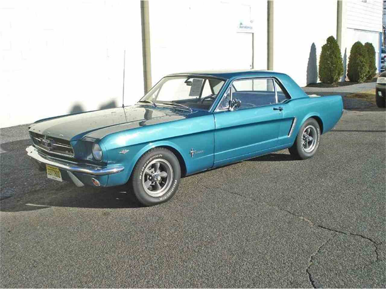 1965 ford mustang for sale cc 973216. Black Bedroom Furniture Sets. Home Design Ideas