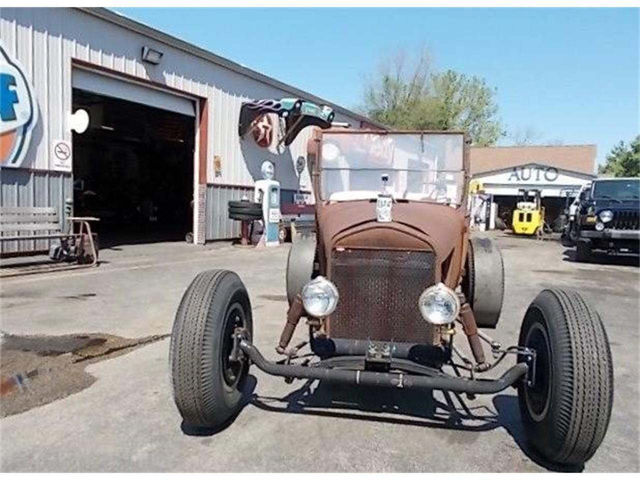 Large Picture of '27 Roadster - KUXX