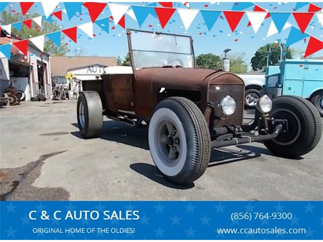 Picture of Classic 1927 Ford Roadster - $7,500.00 Offered by  - KUXX