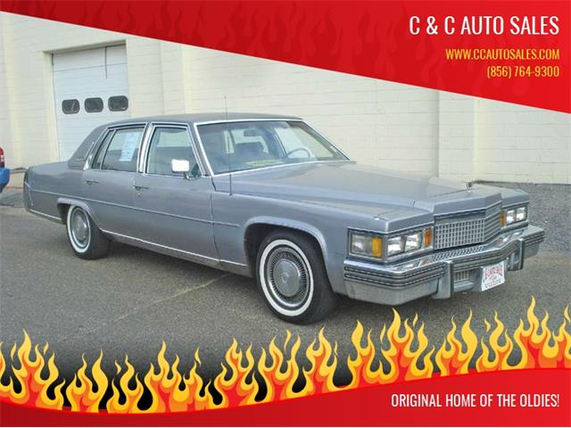 Picture of 1979 Cadillac Brougham Offered by  - KUXZ