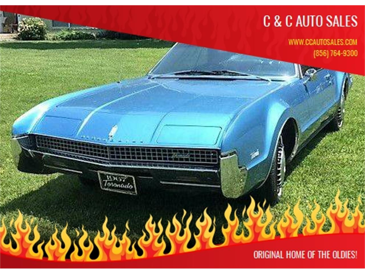 Large Picture of '67 Toronado Offered by C & C Auto Sales - KUY3