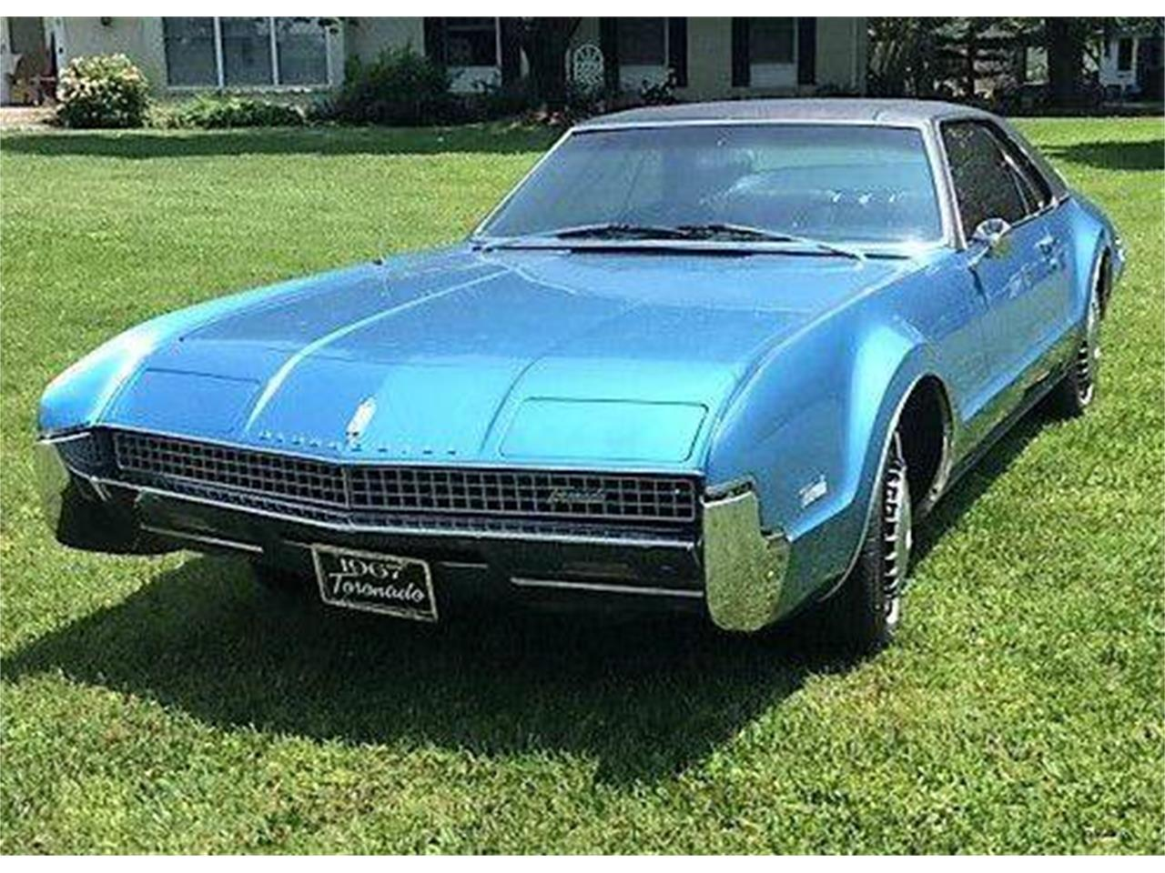 Large Picture of Classic 1967 Oldsmobile Toronado located in New Jersey Offered by C & C Auto Sales - KUY3