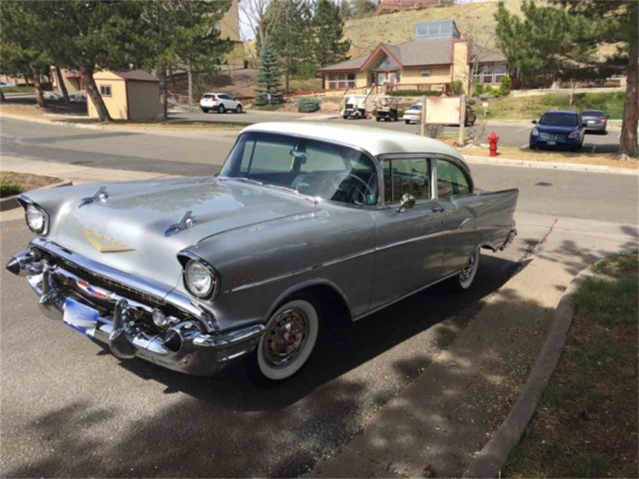 1957 Chevrolet Bel Air for Sale | ClassicCars.com | CC-973262