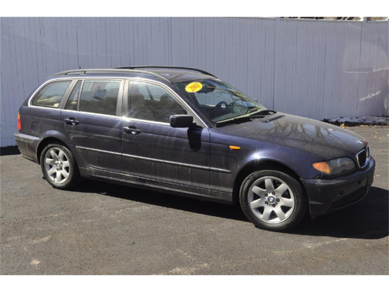 For Sale: 2003 BMW 3-Series Sport Wagon in Milford, New Hampshire