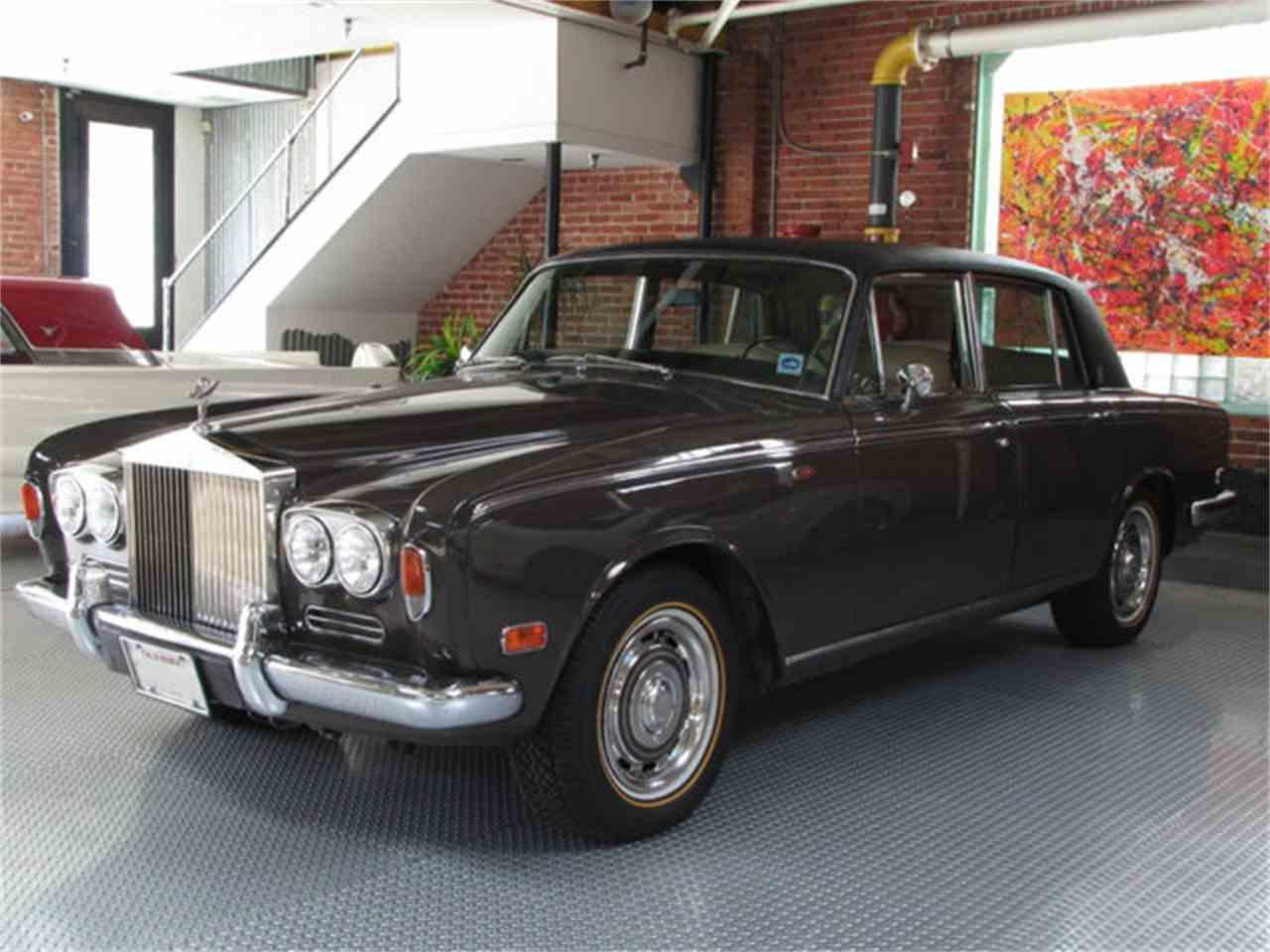 1973 rolls royce silver shadow i for sale cc 973387. Black Bedroom Furniture Sets. Home Design Ideas