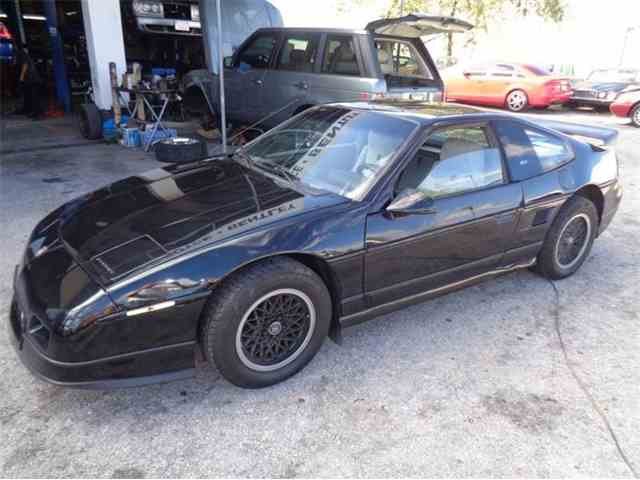 Picture of '87 Pontiac Fiero located in Fort Lauderdale Florida - $6,950.00 Offered by  - KSPV