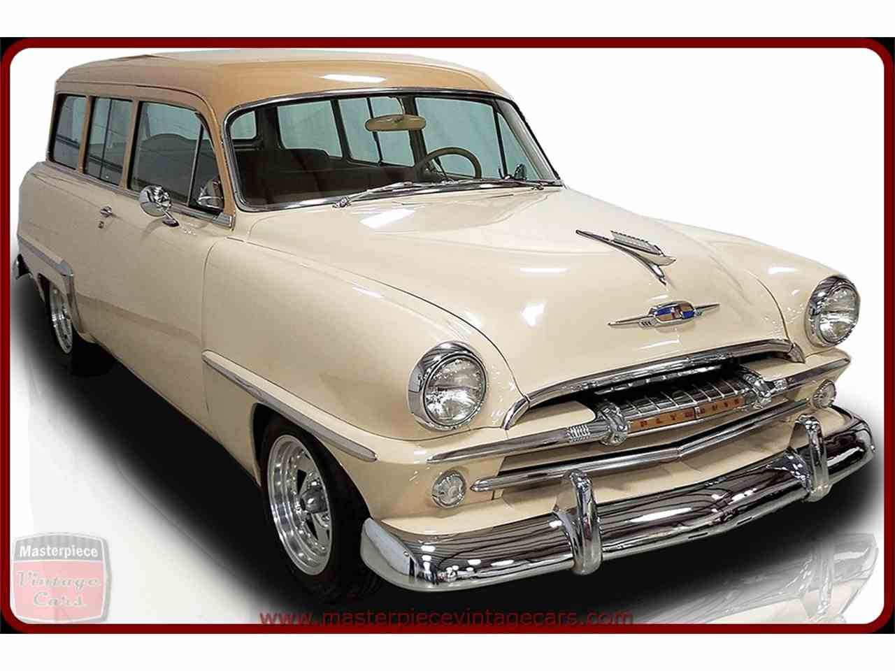 1954 Plymouth Plaza Suburban for Sale | ClassicCars.com | CC-973449