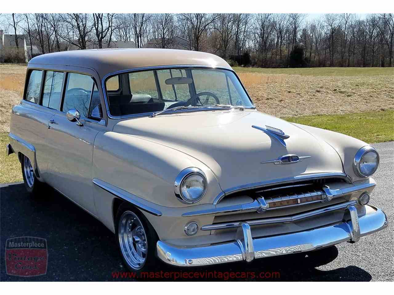 Large Picture of Classic 1954 Plaza Suburban Offered by Masterpiece Vintage Cars - KV49