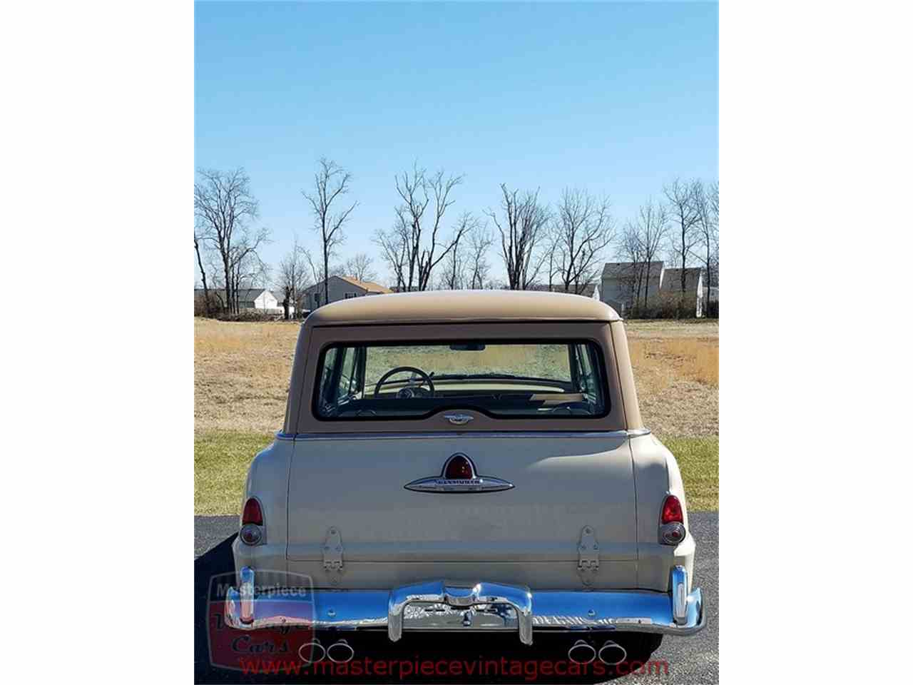 Large Picture of Classic 1954 Plymouth Plaza Suburban located in Whiteland Indiana - $34,900.00 Offered by Masterpiece Vintage Cars - KV49