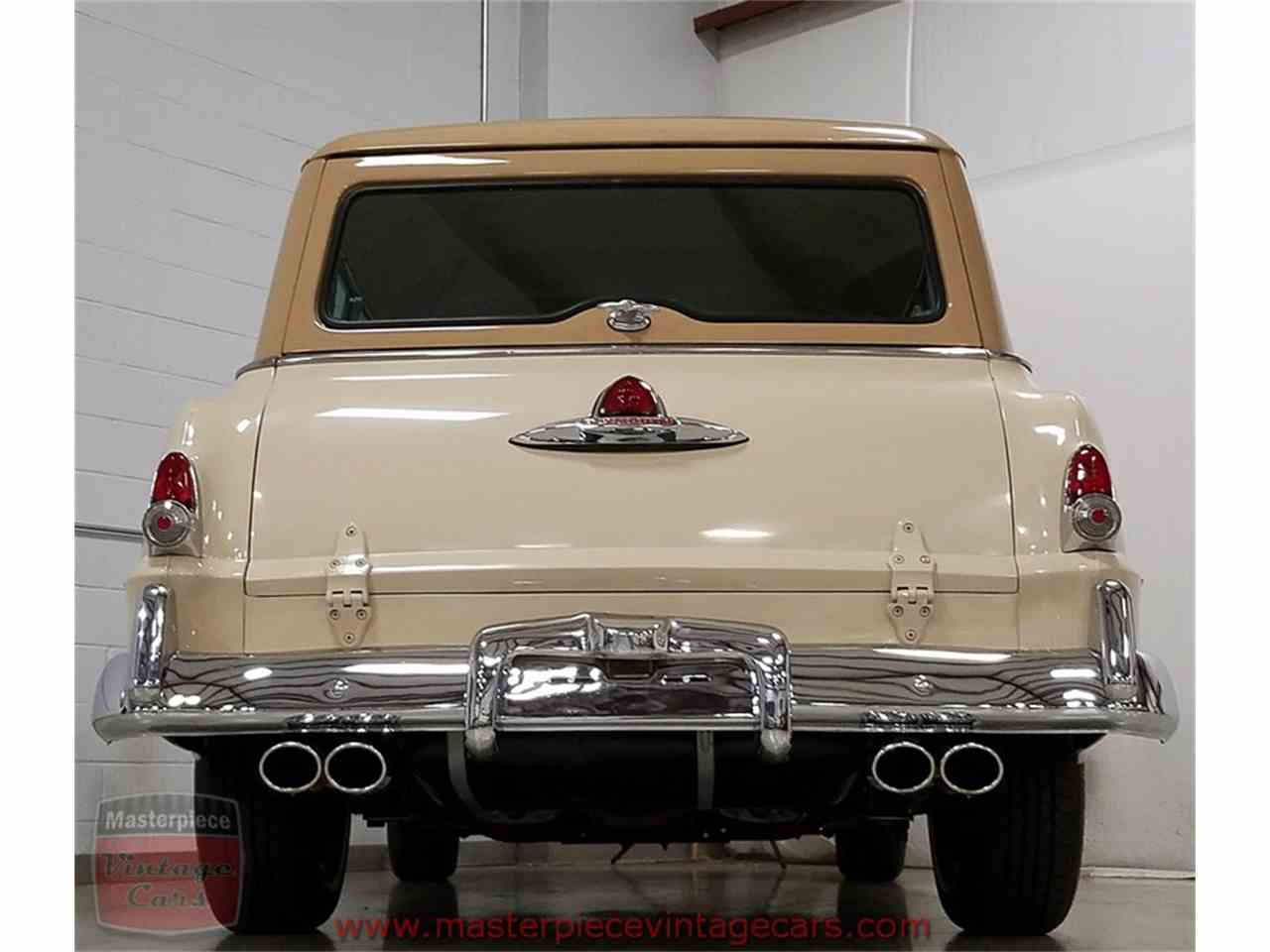 Large Picture of Classic '54 Plaza Suburban located in Whiteland Indiana Offered by Masterpiece Vintage Cars - KV49