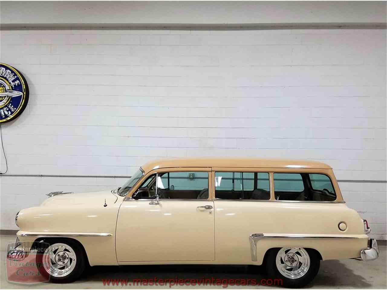 Large Picture of '54 Plaza Suburban located in Whiteland Indiana - $34,900.00 Offered by Masterpiece Vintage Cars - KV49