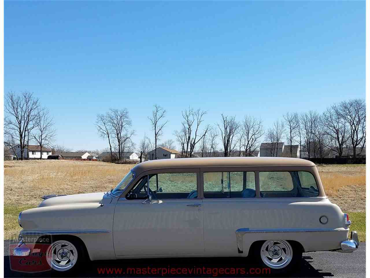 Large Picture of Classic '54 Plymouth Plaza Suburban - $34,900.00 Offered by Masterpiece Vintage Cars - KV49